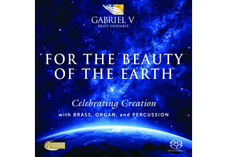 Gabriel V Brass Ensemble - For The Beauty of the Earth [SACD Hybrid]