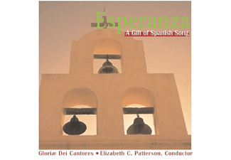 Elizabeth C./Gloriæ Dei Cantores Patterson - Esperanza: A Gift of Spanish Songs - (CD)