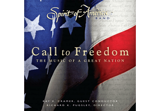 Cramer,Ray E./Pugsley,Richard K. - Call to Freedom: The Music of a Great Nation - (CD)