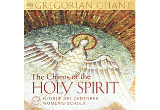 Gloriæ Dei Cantores Women's Schola - The Chants of th Holy Spirit - (SACD Hybrid)