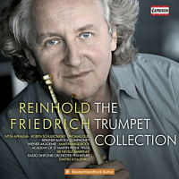 Various Composers, Reinhold Friedrich, VARIOUS - Reinhold Friedrich-The Trumpet collection [CD]