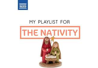 VARIOUS - My Playlist for The Nativity - (CD)