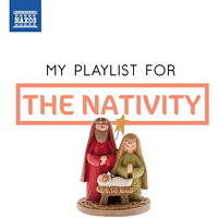 VARIOUS - My Playlist for The Nativity [CD]
