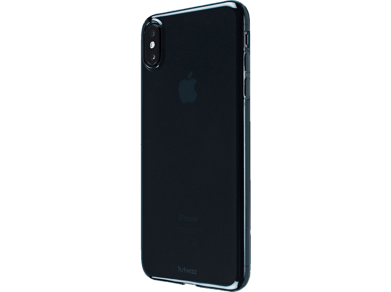 ARTWIZZ NoCase , Backcover, Apple, iPhone Xs Max, Thermoplastisches Polyurethan, Spaceblue