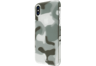 ARTWIZZ CamouflageClip Handyhülle, Camouflage, passend für Apple iPhone Xr