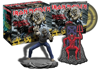 Iron Maiden - THE NUMBER OF THE BEAST (COLLECTORS BOXSET) - (CD)