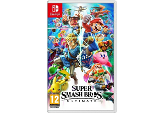 Nintendo Switch Super Smash Bros. 2 Ultimate