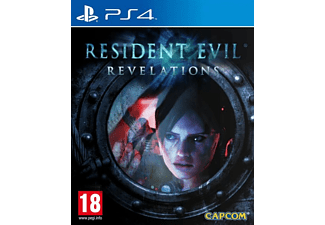 PS4 - Resident Evil Revelations HD