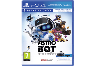Astro Bot Rescue Mission für PlayStation 4