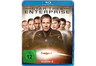 STAR TREK: ENTERPRISE - 4. STAFFEL - (Blu-ray)