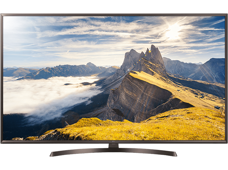 LG 55UK6400PLF LED-TV (55 Zoll, UHD 4K)