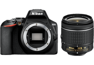 NIKON Reflex camera D3500 + 18 - 55 mm DX VR Promopack