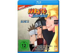 NARUTO SHIPPUDEN-STAFFEL 23: EPISODE 6 - (Blu-ray)