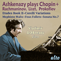Vladimir Ashkenazy - Ashkenazy plays ... [CD]