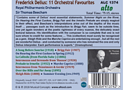 Royal Philharmonic Orchestra - 11 Orchestral Favourites [CD]