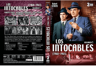 Los Intocables (1960-1961) - Volumen 3 - DVD