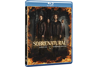 Sobrenatural - Temporada 12 - Blu-ray