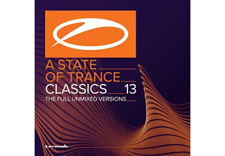 VARIOUS - A State Of Trance Classics Vol.13 - (CD)