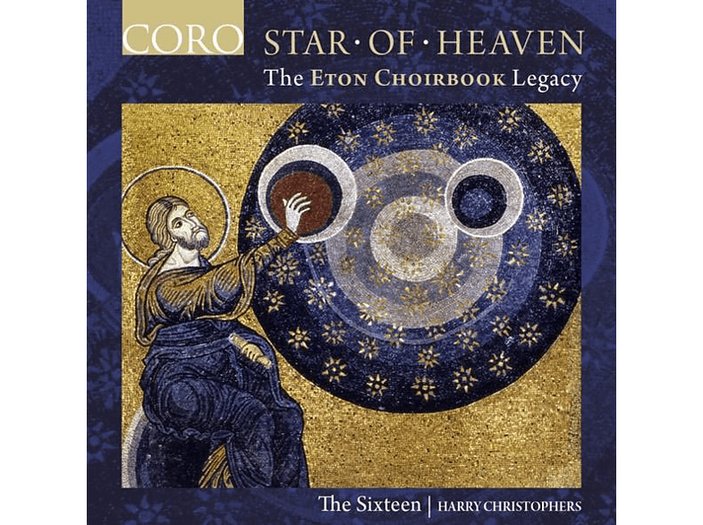 Sixteen,The/Christophers,Harry - Star of Heaven-The Eton Choirbook Legacy [CD]