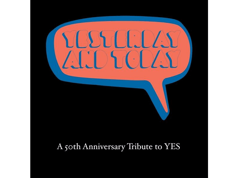 Yes, VARIOUS - Yesterday And Today-A 50th Anniv.Tribute To Yes [CD]