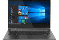 LENOVO Yoga C930, Convertible mit 13.9 Zoll Display, Core™ i7 Prozessor, 16 GB RAM, 512 GB SSD, Intel® UHD-Grafik 620, Iron Grey