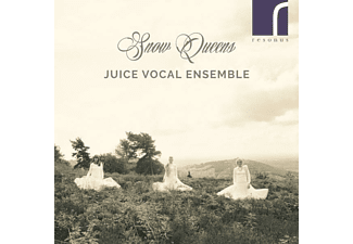Juice Vocal Ensemble - Snow Queens - (CD)
