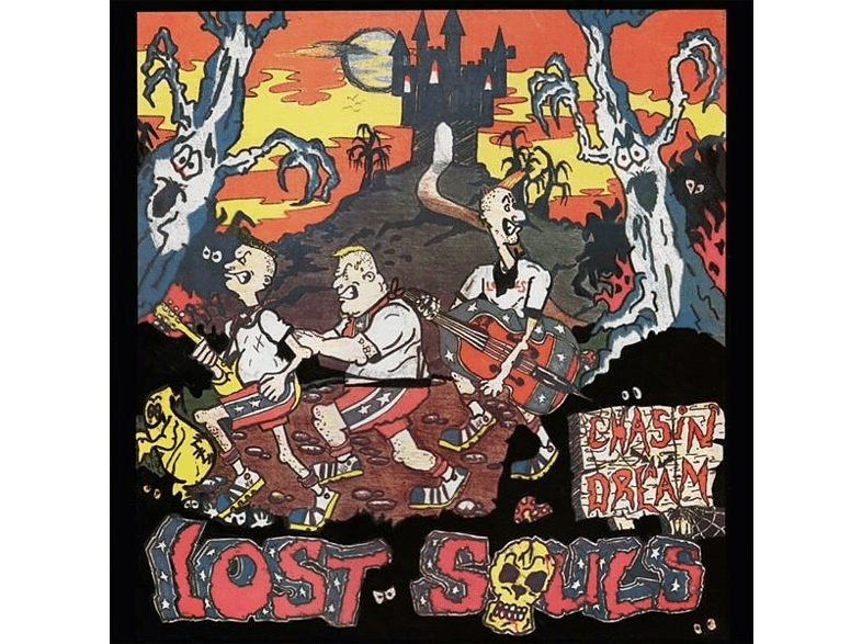 Lost Souls - Chasin' A Dream [Vinyl]