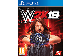 PS4 WWE 2K19 PEGI