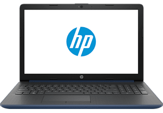"HP G 15-DA0040NH kék laptop 4TU45EA (15,6"" FullHD/Core i5/8GB/128 GB SSD + 1 TB HDD/MX130 4GB/DOS)"