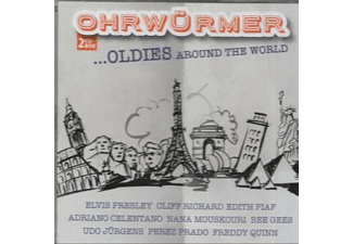 VARIOUS - Ohrwürmer-Oldies Around The World - (CD)
