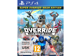 Override Mech City Brawl Super Charged Mega - PlayStation 4