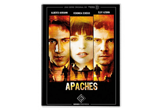 Apaches - Temporada 1 - DVD