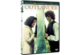 Outlander - Temporada 3 - DVD