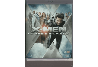 X Men 3 - La Decisión Final - Bluray
