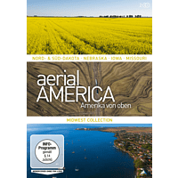 Aerial America - Midwest Collection [DVD]