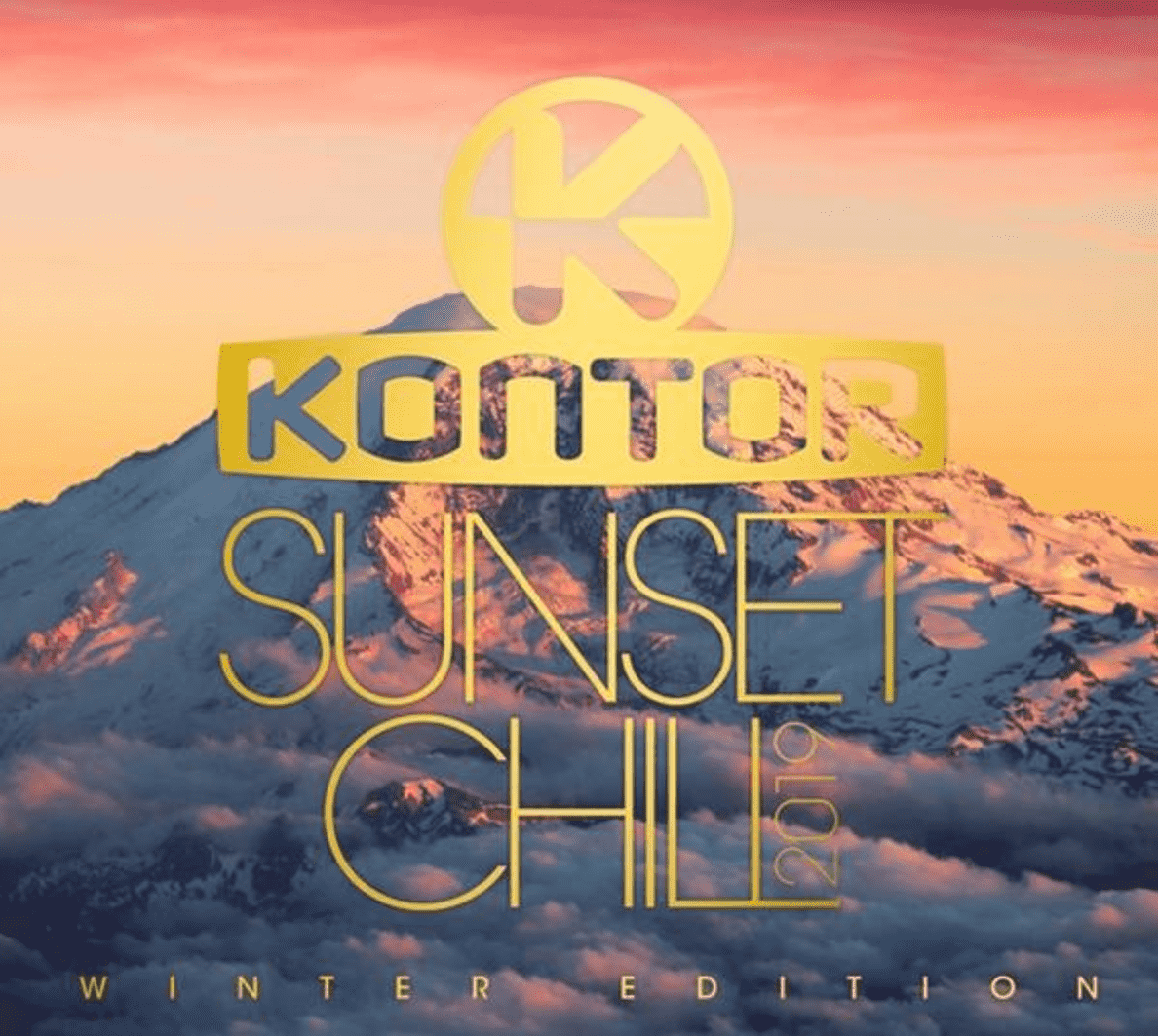VARIOUS - Kontor Sunset Chill 2019-Winter Edition - (CD)