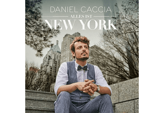 Daniel Caccia - ALLES IST NEW YORK - (CD)