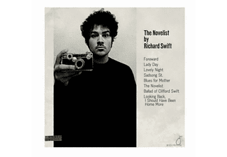 Richard Swift - The Novelist/Walking Without Effort - (Vinyl)