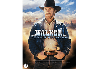 Walker, Texas Ranger: Seizoen 1-6 - DVD