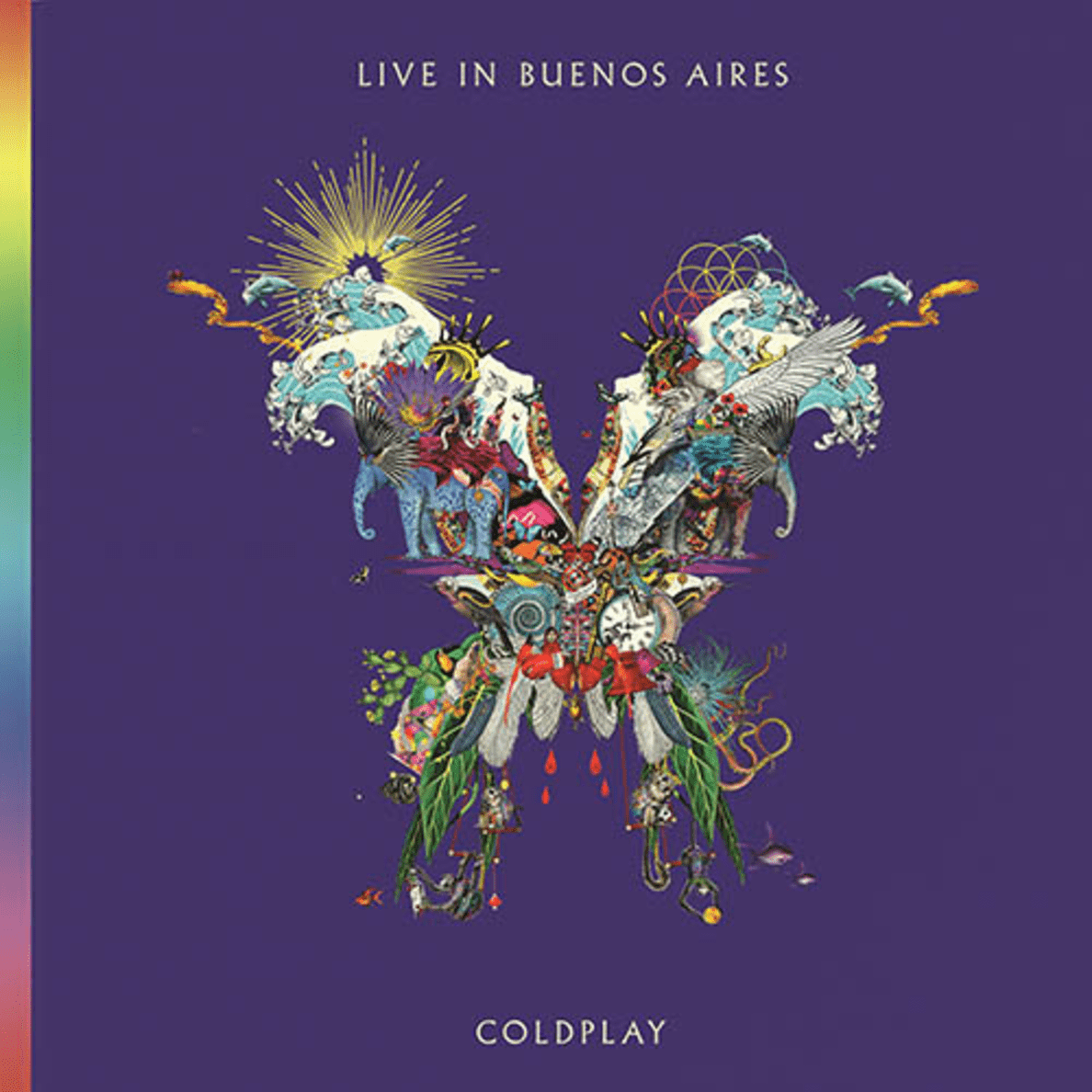 Live In Buenos Aires Coldplay auf CD