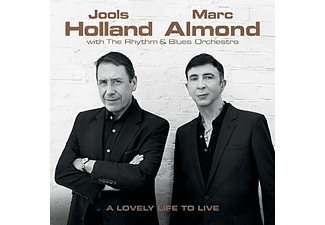 Jools Holland, Marc Almond - A Lovely Life To Live - (CD)