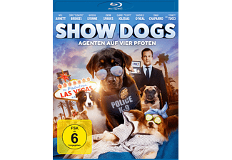 SHOW DOGS - (Blu-ray)