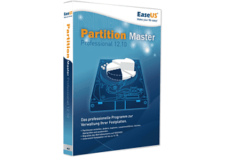 EaseUS Partition Master Professional 12.10