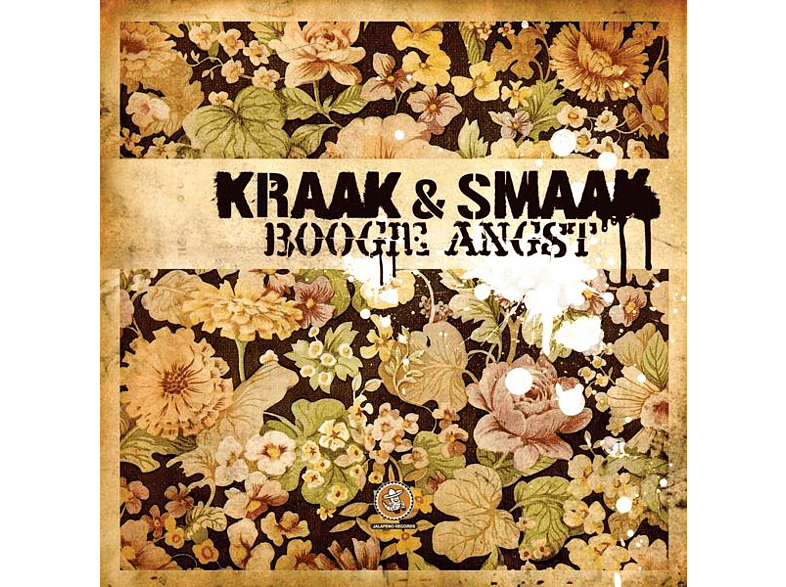 Kraak & Smaak - Boogie Angst (Colored Vinyl) [Vinyl]