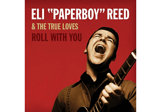 "Eli ""paperboy"" Reed - ROLL WITH YOU - (CD)"