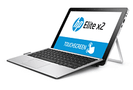 HP Elite x2 1012 G2 Convertible, Silber