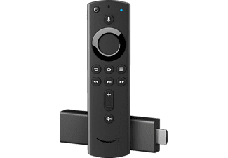AMAZON Fire TV Stick 4K mit Alexa-Sprachfernbedienung schwarz