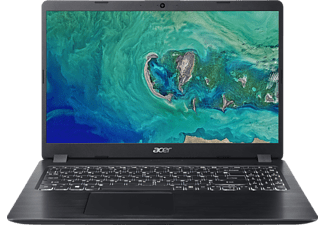 ACER Aspire 5 (A515-52-52S7), Notebook, Core™ i5 Prozessor, 4 GB RAM, 1 TB HDD, GeForce® MX130, Schwarz