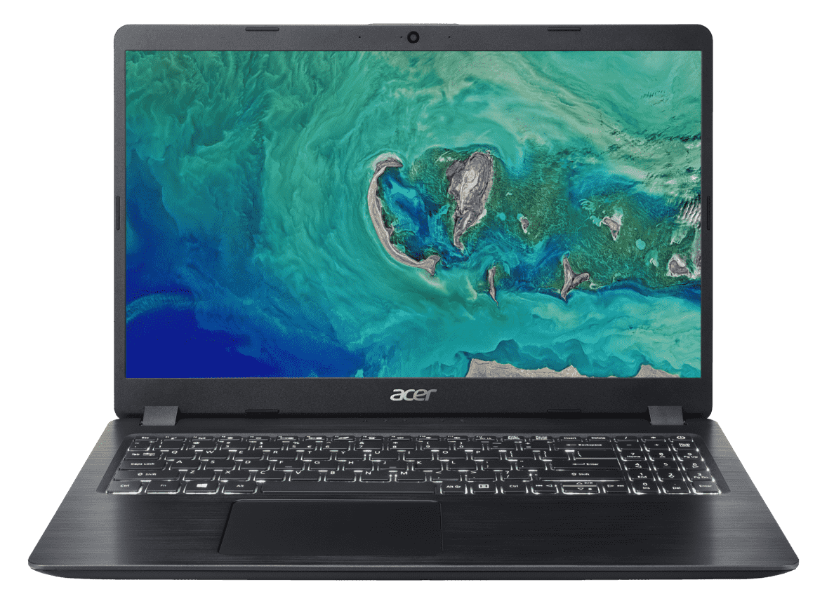 ACER Aspire 5 (A515-52-52S7), Notebook, Core™ i5 Prozessor, 4 GB RAM, 1 TB HDD, GeForce® MX130, Schwarz | 04710180037333