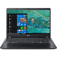 ACER Aspire 5 (A515-52-58S9), Notebook mit 15.6 Zoll Display, Core™ i5 Prozessor, 8 GB RAM, 128 GB SSD, 1 TB HDD, GeForce® MX130, Schwarz